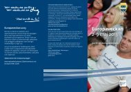 Europaveckan program 2013 - Gävle kommun