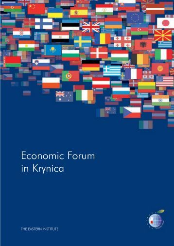 XVIII Forum Engl - Economic Forum