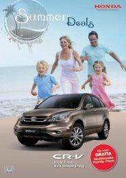 GRATIS - Honda