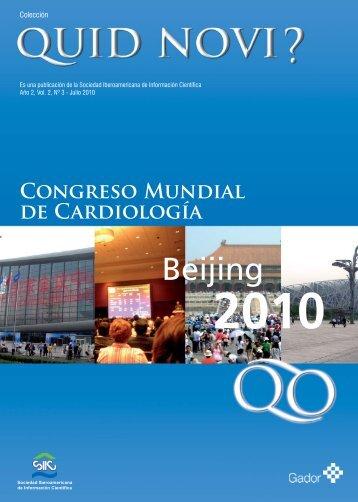 Quid Novi? - Beijing 2010 - Gador SA