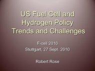 Fuel Cells for Buildings - Fuel Cells 2000