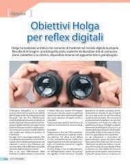 Obiettivi Holga per reflex digitali - Fotografia.it