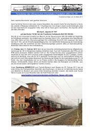 Newsletter_39_vom 16.03.2011 - Historische Eisenbahn Frankfurt