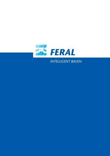 FERAL ? Intelligent Bauen Prospekt - Franzen