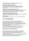 Jahresbericht 2007 - Freirad - Page 6