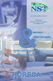 Download de uitnodiging Horeca als pdf - FTN