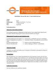 Foulregeln definieren und anwenden für ein faires ... - FSSport.de