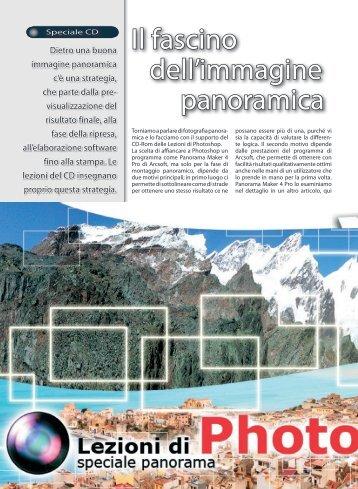 Il fascino dell'immagine panoramica - Fotografia.it