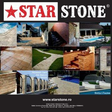 Catalog General Produse Star Stone 2013