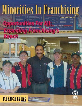 Expanding Franchising's Reach Expanding Franchising's Reach