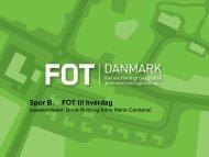 Dorte Holm - FOTdanmark