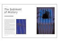 The Sediment of History - Franco Soffiantino Contemporary Art ...