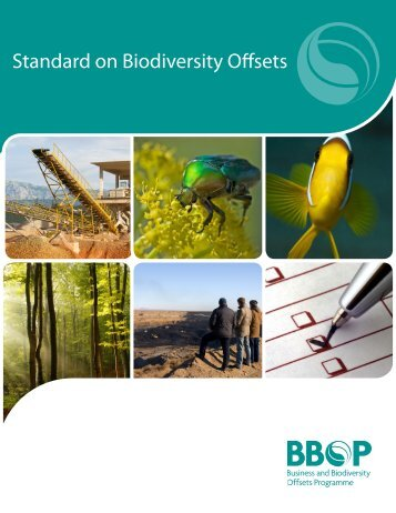 Standard on Biodiversity Offsets - Forest Trends