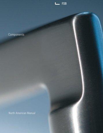 Components PDF, 0.7 mb - FSB