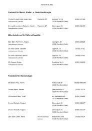 Facharzt für Mund-, Kiefer-, u. Gesichtschirurgie ... - Frankfurt