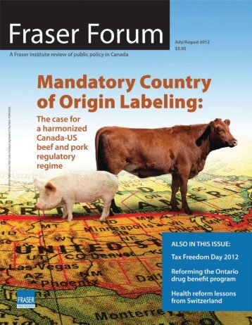 July-August 2012 - Fraser Institute