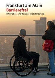 Frankfurt am Main Barrierefrei - Tourismus und Congress GmbH
