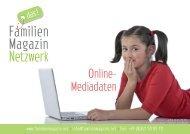 Online- Mediadaten - Fratz