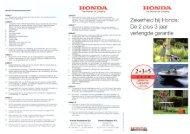 PDF Honda 2+3=5 garantie.pdf