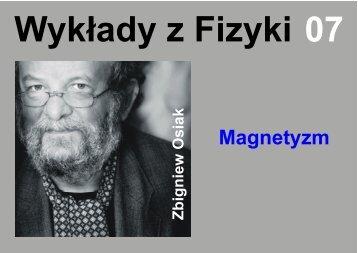 Wykłady z Fizyki - Magnetyzm - Gandalf
