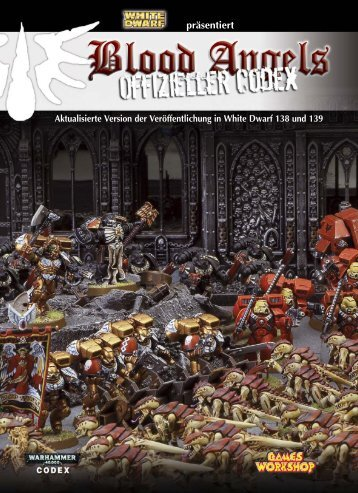 Online-Codex Blood Angels - Games Workshop