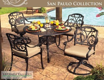 San Paulo Collection - Foremost