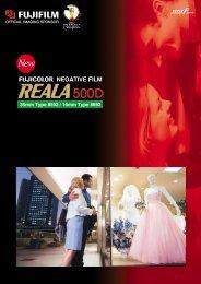 Reala 500D Brochure - Fujifilm USA