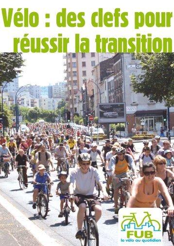 Vélo : les clefs pour la transition - Fédération française des Usagers ...