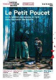 Le Petit Poucet - Forum-Meyrin