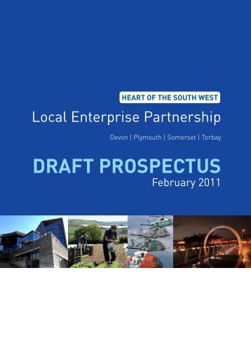 Heart of the South West LEP - Somerset County Council