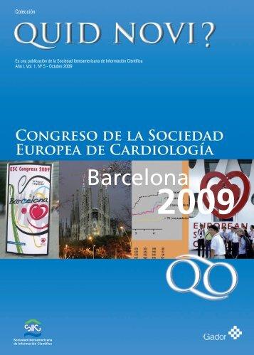 Quid Novi? Barcelona 2009 - Gador SA