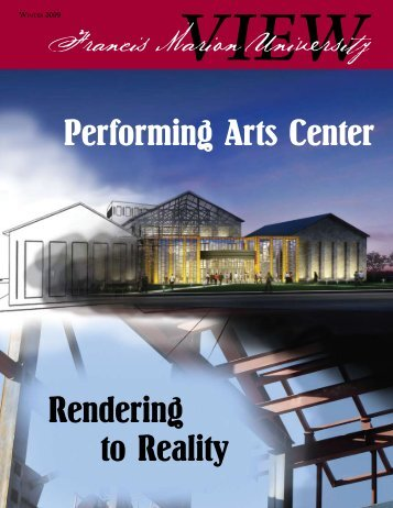 Rendering to Reality Performing Arts Center - Acswebnetworks.com