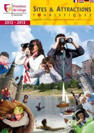 Sites & Attractions touristiques - Fédération du Tourisme de la ...