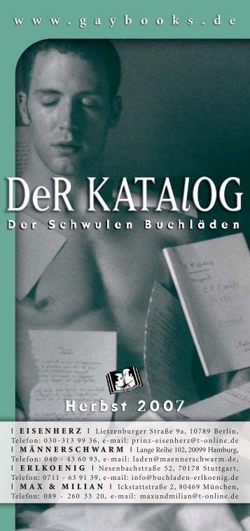 030-313 99 36, e-mail: prinz-eisenherz@t-online.de - Suchen Sie ...