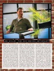 Jon Mills: The Man Behind Motionloft