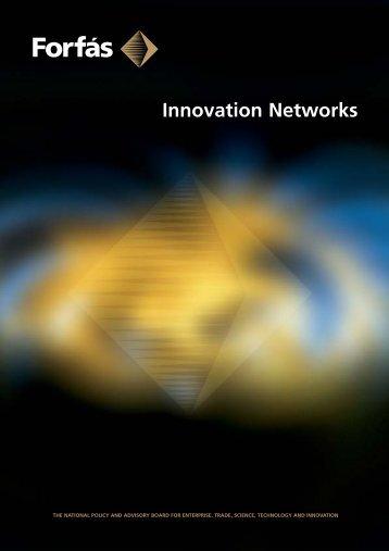 Innovation Networks - Forfs - Forfás