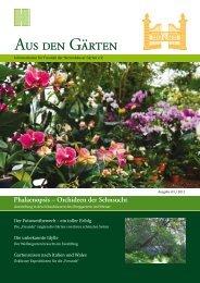 pdf zum Download (2,2 MB) - Freunde der Herrenhäuser Gärten eV