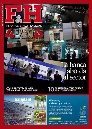 La banca aborda al sector - Revista F&H