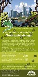 Großstadtdschungel - Tourismus und Congress GmbH