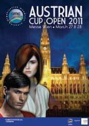 omc austrian cup open 2011