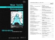 Vollversion (7.43 MB) - Forschungsjournal Soziale Bewegungen