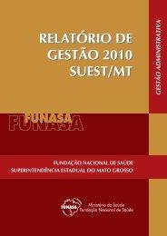 Suest/MT - Funasa
