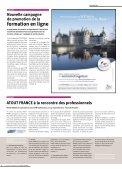 LE JOURNAL D'INFORMATION DE ATOUT FRANCE n - Page 4