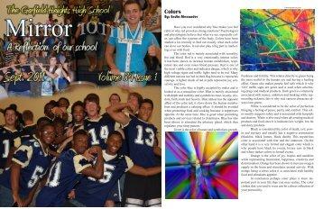 September 2011 - Garfield Heights City Schools