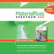 Buchen Sie jetzt! 08191/125-441 oder - materialfluss.de