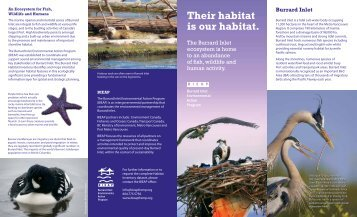 Their habitat is our habitat. - the BIEAP and FREMP Website