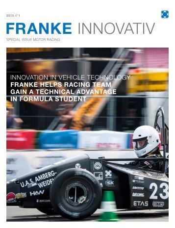 Information - Franke GmbH
