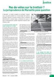 N° 102 : Pas de vélos sur le trottoir
