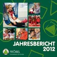 FRÖBEL-Jahresbericht im PDF Format - Potsdam - Springfrosch