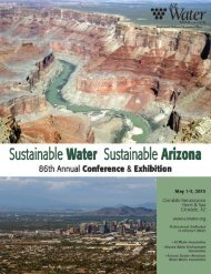 Water - AZ Water Association